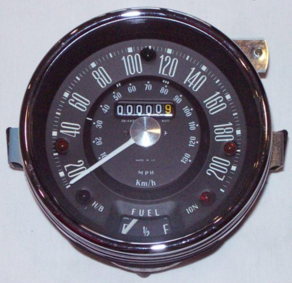 200 Kph To Mph >> 13H4444 GAUGE-SPEEDO 200 KPH MINI - MINI COOPER S MK3